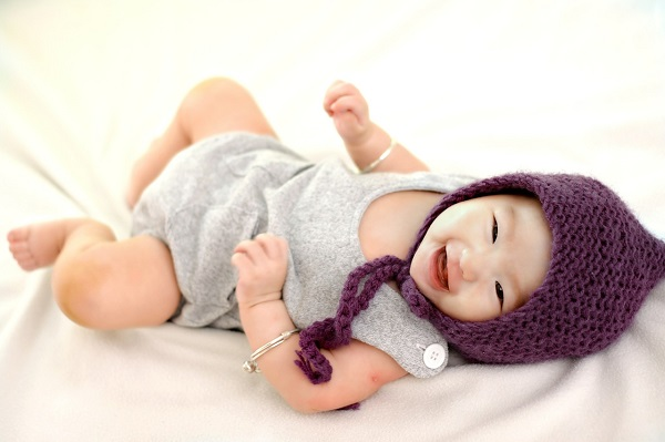生後5ヶ月~6ヶ月の赤ちゃんの発育や発達はどんな感じ?