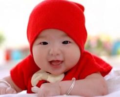 生後1~2ヵ月の赤ちゃんの体つきは?
