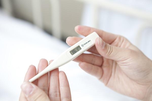 基礎体温を測ろう!