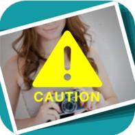 Photo Checkのアプリ