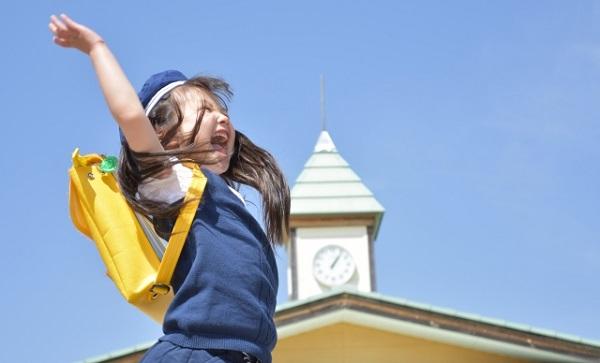 幼稚園の制服