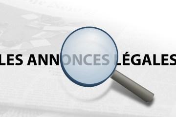 Découvrez tout ce qu'il y a savoir sur l'annonce légale