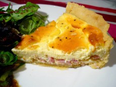 Quiche lorraine © French Moments