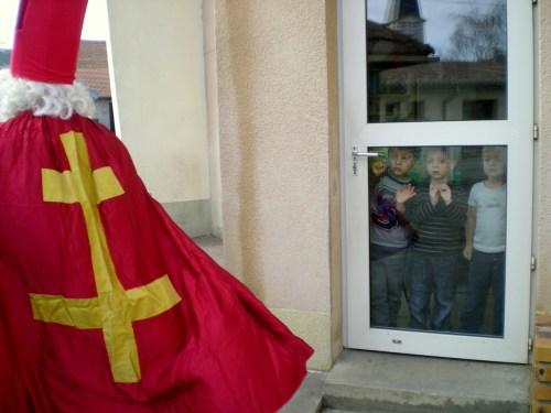 Nous avons rencontré Saint-Nicolas en Lorraine © French Moments