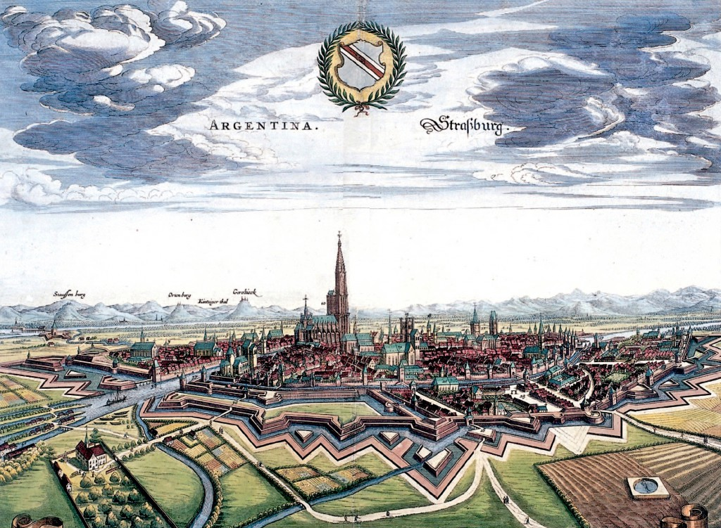 La riche histoire de strasbourg en alsace mon grand est for Ad garage strasbourg