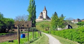 Hunawihr et son église fortifiée © French Moments