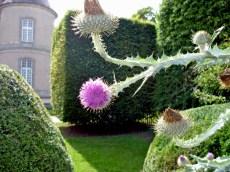 Dans les jardins du château © French Moments