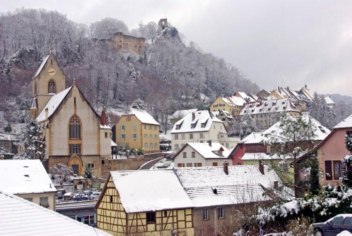 Ferrette, Sundgau