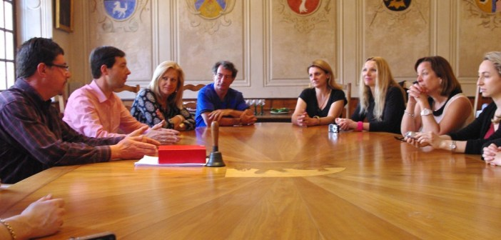 Visite de la mairie de Kientzheim © French Moments