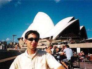 Pierre à Sydney