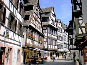 Itinéraire touristique d'Alsace - Strasbourg © French Moments