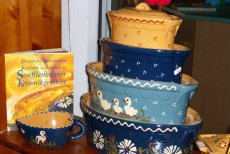 Souvenirs d'Alsace Poterie de Soufflenheim