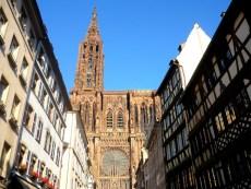 10 sites incontournables en Alsace. Strasbourg