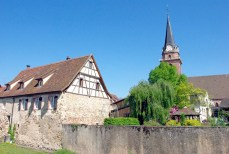 Remparts de Bergheim © French Moments