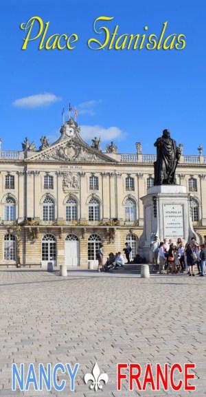 Découvrez la place Stanislas à Nancy © French Moments