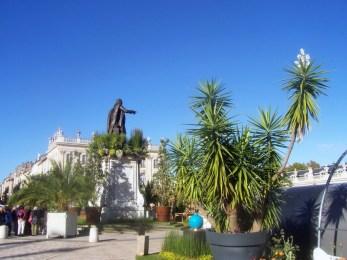 Jardin éphémère de Nancy