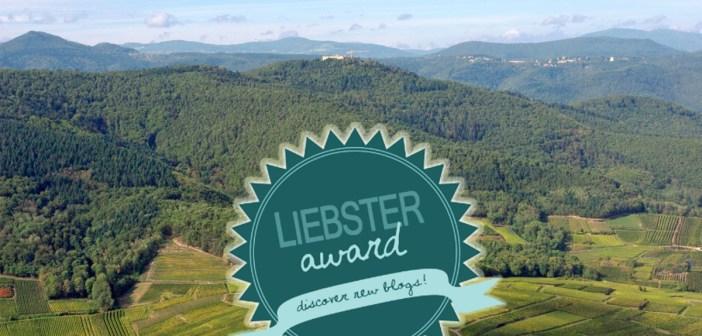Mon Grand-Est nominé pour le Liebster Award