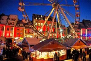 podcast sur la tradition des marchés de Noël
