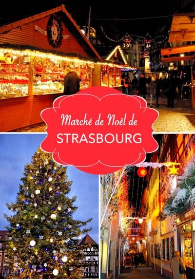 Découvrez le marché de Noël de Strasbourg !