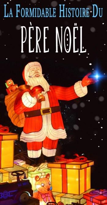 Qui est vraiment le Père Noël ? © French Moments