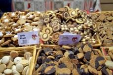 De délicieux bredeles au marché des délices de Noël d'Alsace de Strasbourg © French Moments