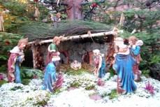Crèche de Noël