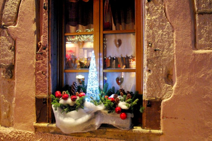 l'Alsace à Noël - Riquewihr © French Moments