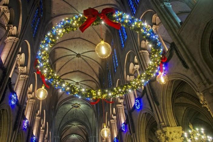 Noël Notre-Dame Paris
