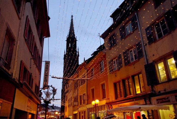 Thann Alsace