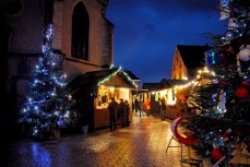 Marché de Noël de Thann