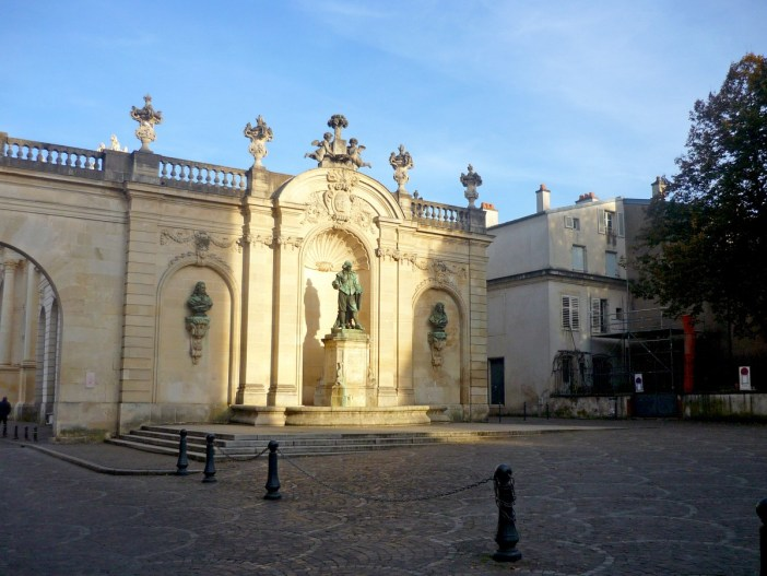 Vieille Ville de Nancy