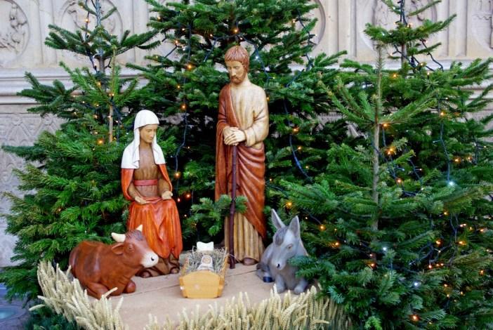 D Ou Vient La Tradition De La Creche De Noel Mon Grand Est