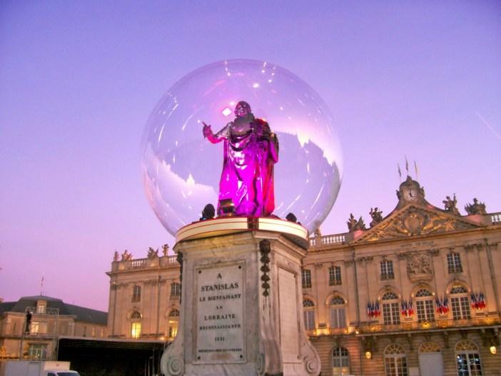 La boule de Stanislas, Nancy © French Moments