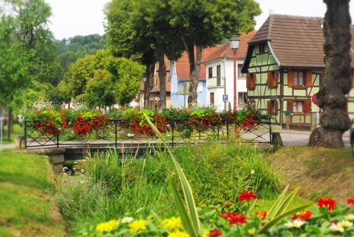 Villages d'Alsace - Hirtzbach © French Moments