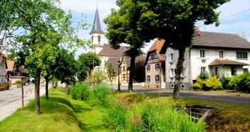 Hirtzbach Sundgau Alsace © French Moments