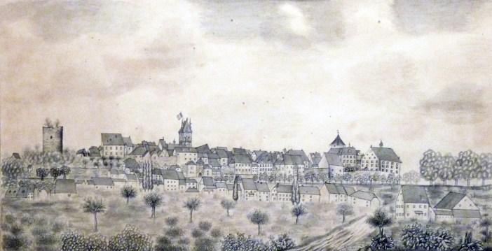 histoire d'Altkirch Sundgau