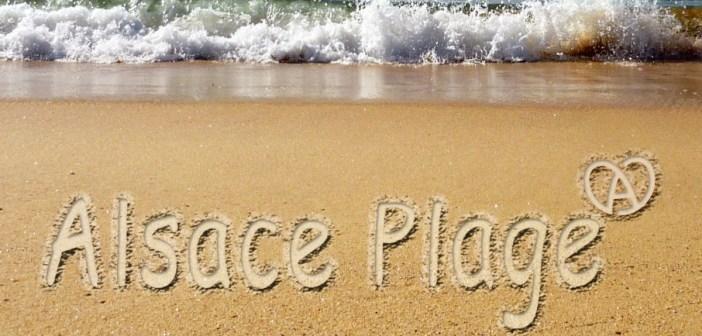 Alsace plages de France