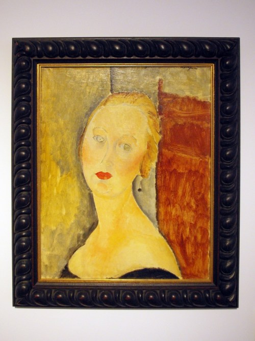 Modigliani Nancy