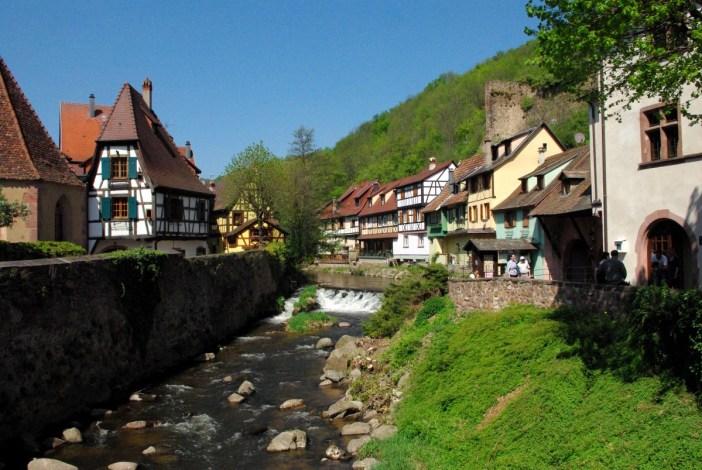 Kaysersberg Alsace France