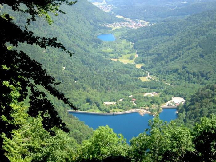 Carte Lacs Alsace.Les Plus Belles Plages De France Sont En Alsace Mon