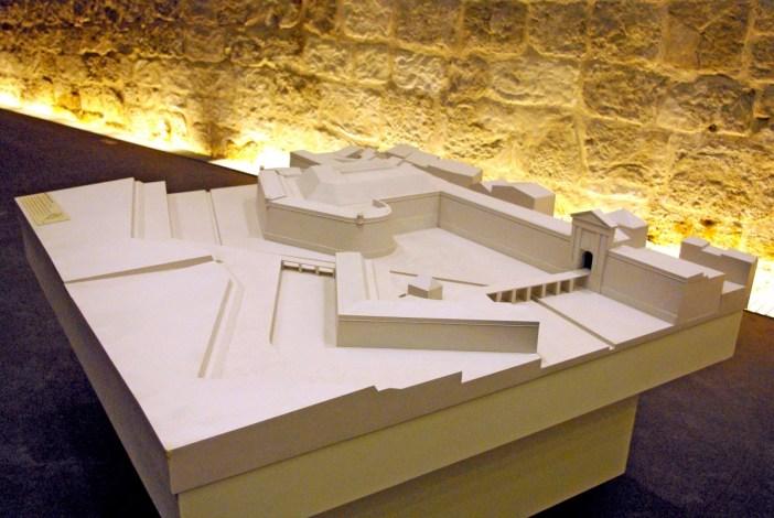 Bastion d'Haussonville Nancy