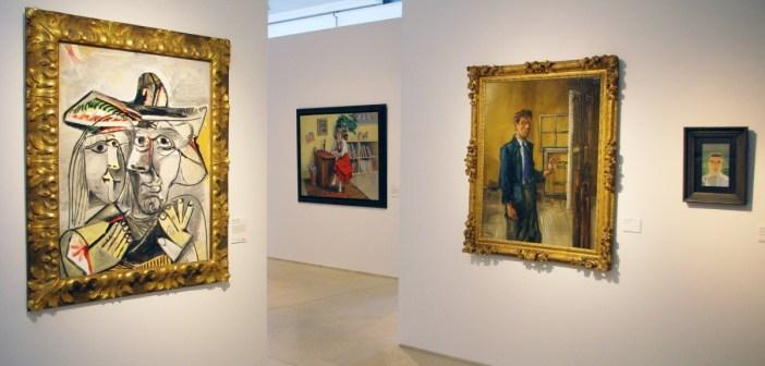 peintures au musée des Beaux-Arts Nancy