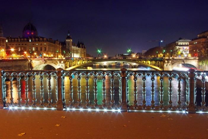 Paris Pont d'Arcole