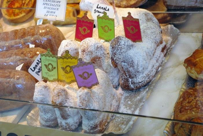 lamala lammelle agneau pascal Pâques Alsace