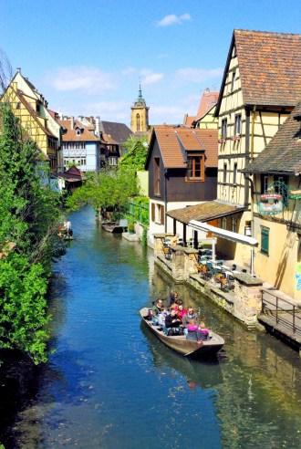 Colmar Petite-Venise Alsace