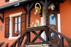 Hirtzbach Pâques Alsace Sundgau