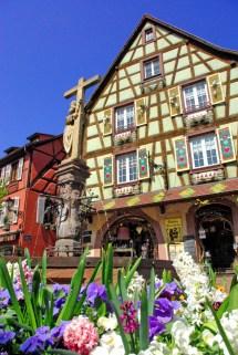 Kaysersberg Pâques Alsace