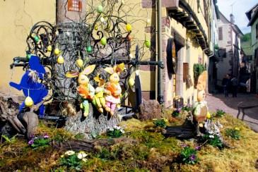 Riquewihr Pâques Alsace