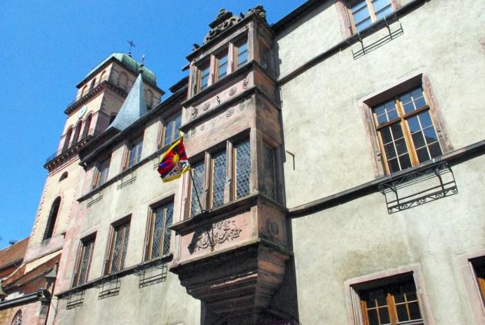 L'Hôtel de Ville de Kaysersberg