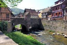 pont fortifié de Kaysersberg